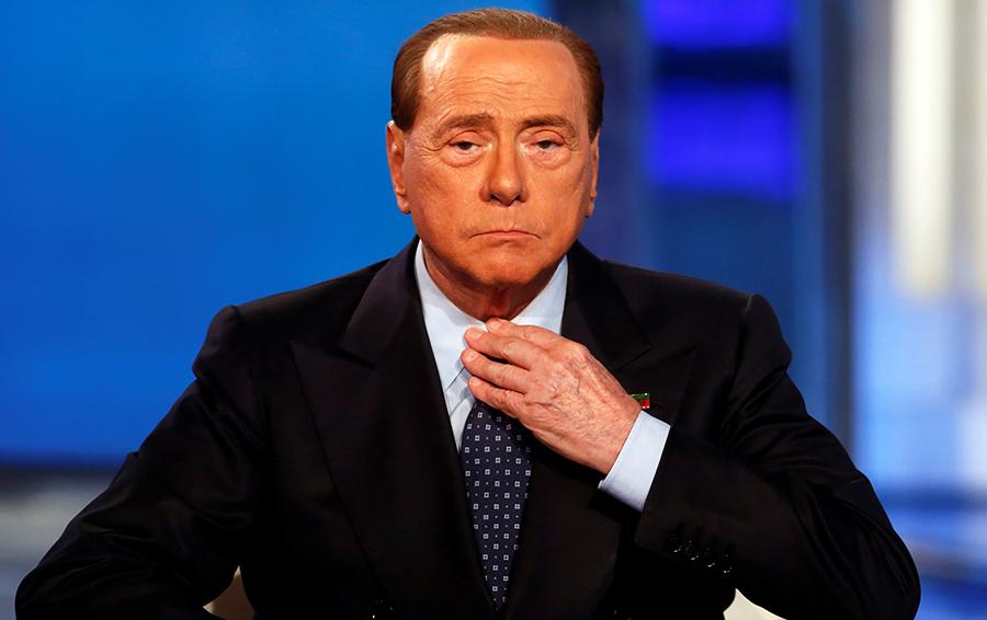 Богатые тоже платят: ВС Италии обязал Берлускони выплачивать экс-жене по $2 млн ежемесячно