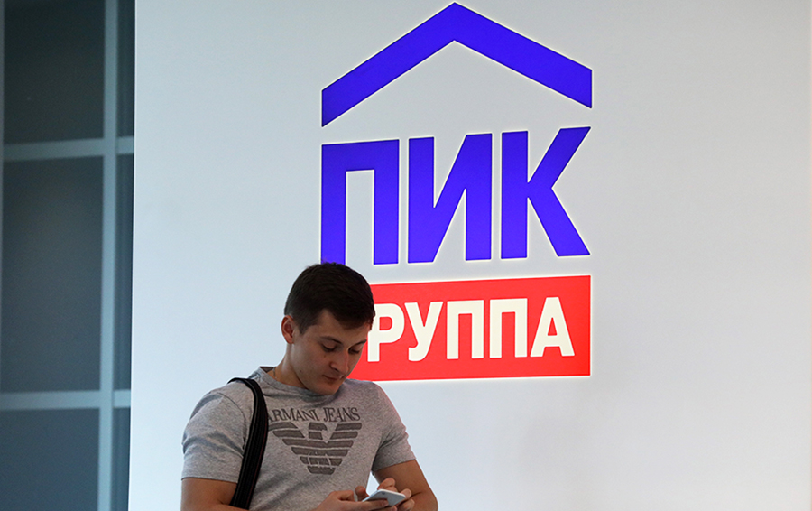 ОМОН и ФСБ разогнали котировки акций ПИК