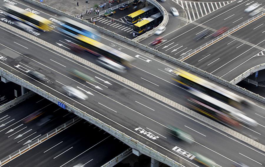 Нужны ли «умные города» для беспилотных машин?
