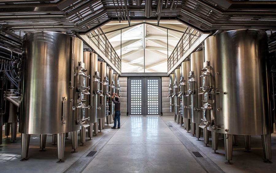 «Балк» как предчувствие: о новом фетише индустриального виноделия