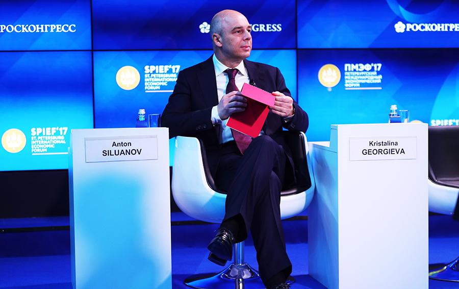 Антон Cилуанов: «Мы не будем увеличивать налоговое бремя»