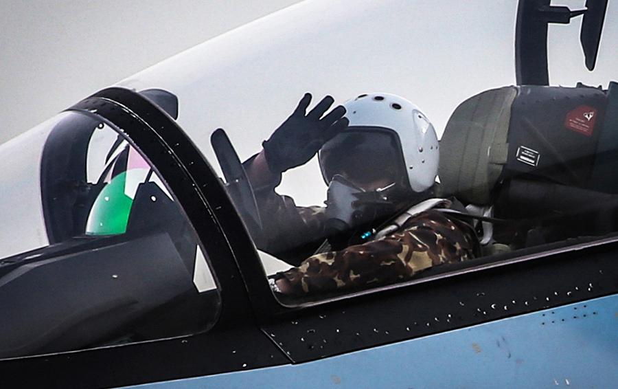 Перехват над Сирией: США рассказали о последнем «взаимодействии» самолетов США и России