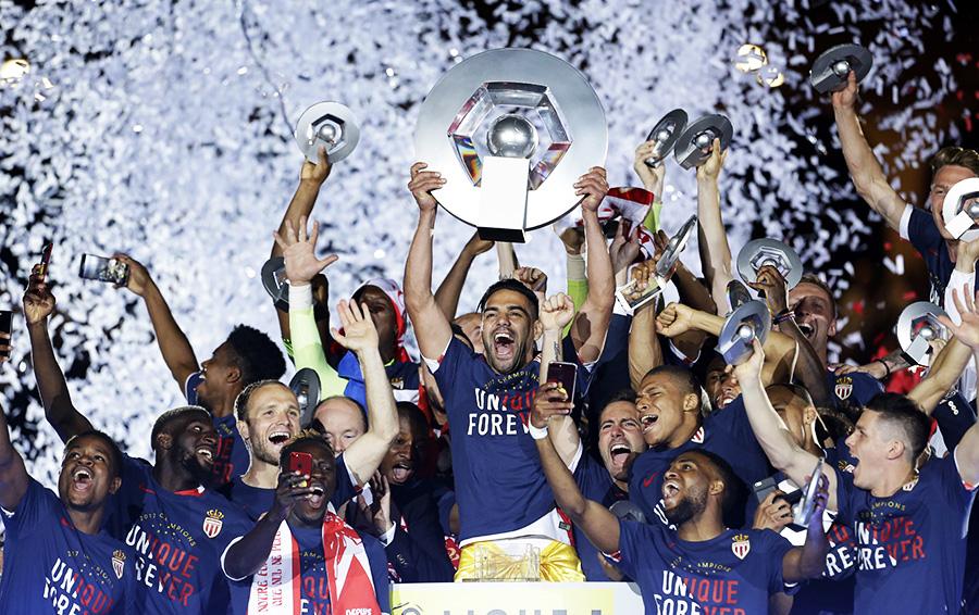 Молодая гвардия: как Дмитрий Рыболовлев сделал «Монако» чемпионом Франции впервые за 17 лет