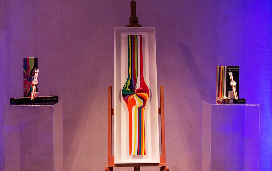 Swatch на Венецианской биеннале: зачем бренды финансируют современное искусство