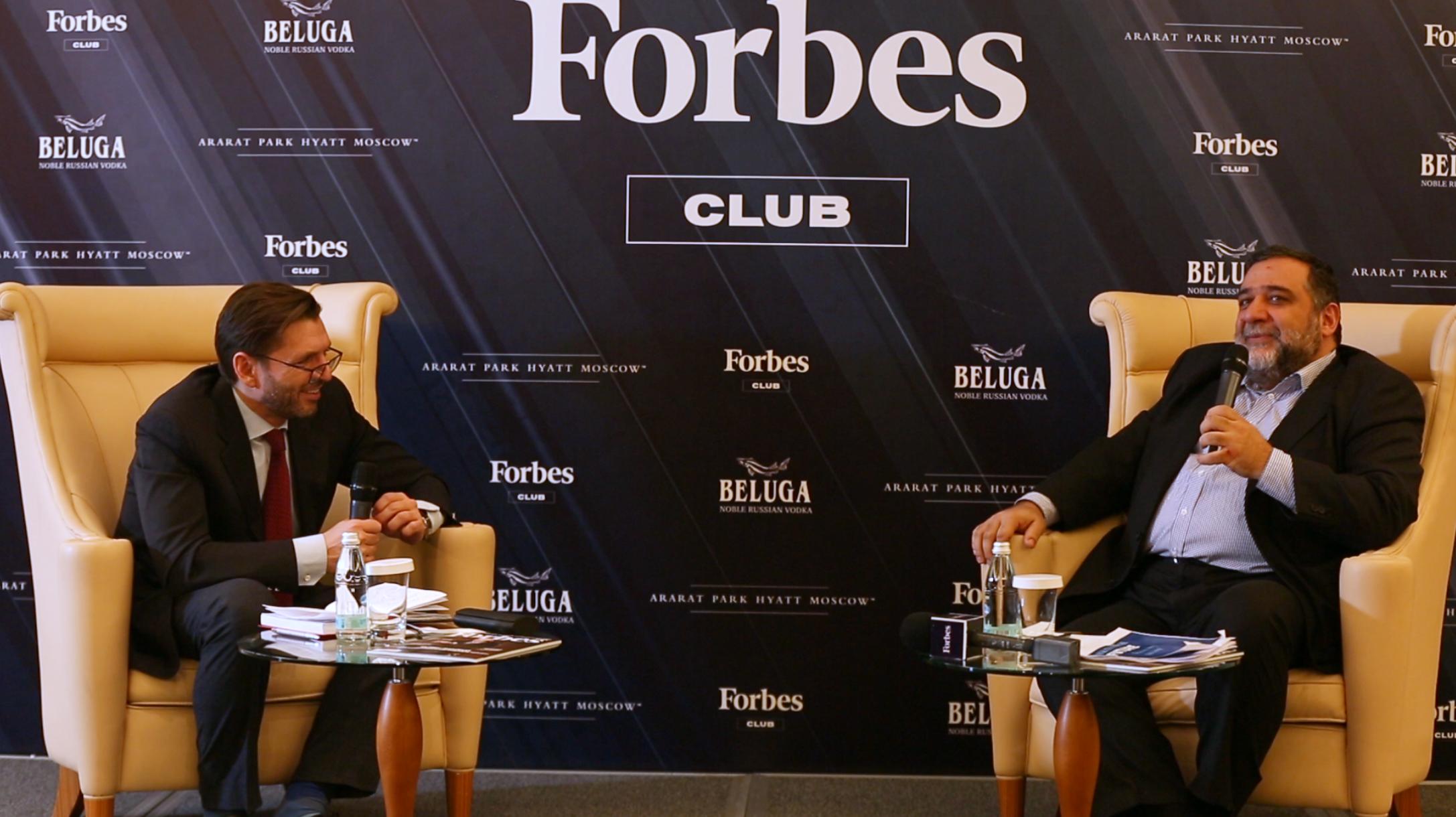 Рубен Варданян рассказал об армянах в бизнесе и наследстве детям