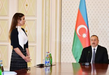 Фото Presidency of Azerbaijan / Anadolu Agency / Getty Images