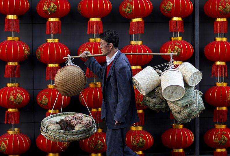 Фото REUTERS / Aly Song