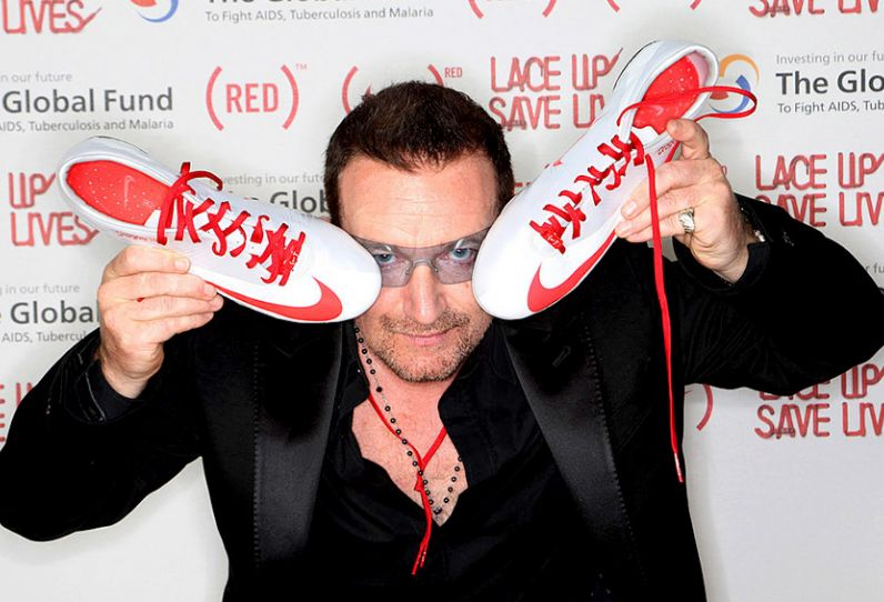 Фото Dave Hogan / Getty Images for Nike-(RED)
