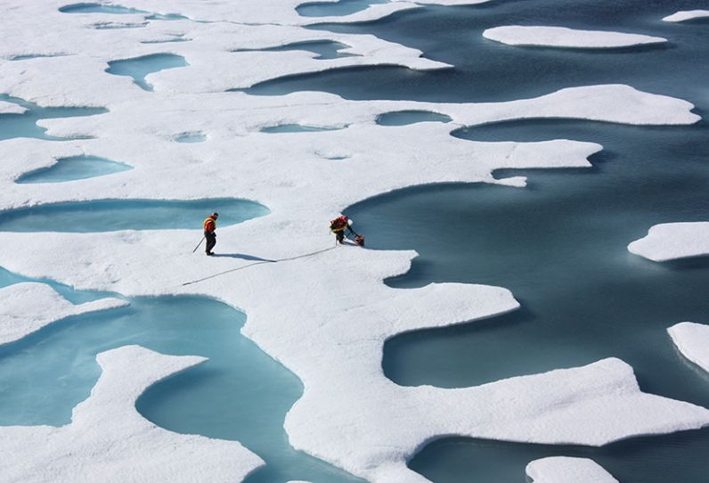 Фото REUTERS / Kathryn Hansen / NASA