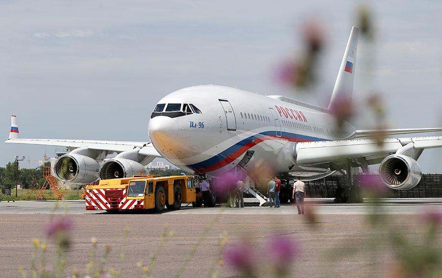 Сайт синформацией озамешанном в«кокаиновом деле» самолете закрылся