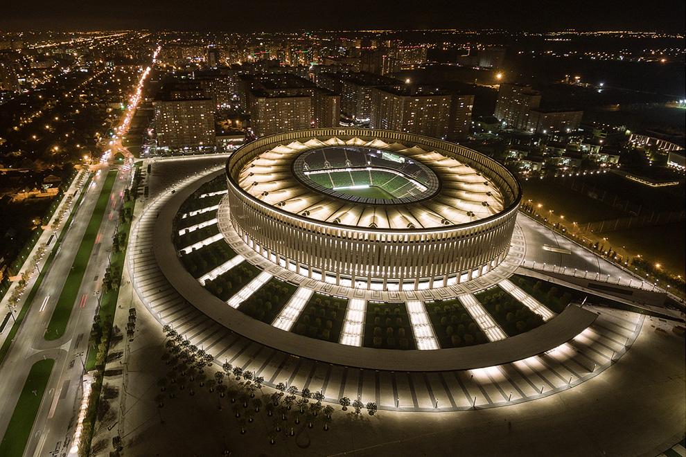 Галицкий не рассчитывает, что его инвестиции в стадион когда-либо окупятся
