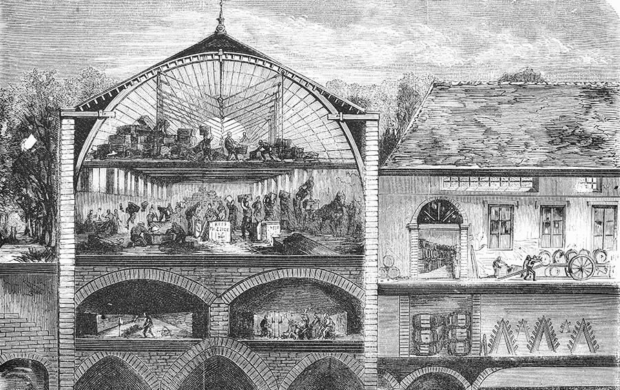 Во второй половине XIX столетия вина, составленные из нескольких урожаев, стали базовыми для многих шампанских домов