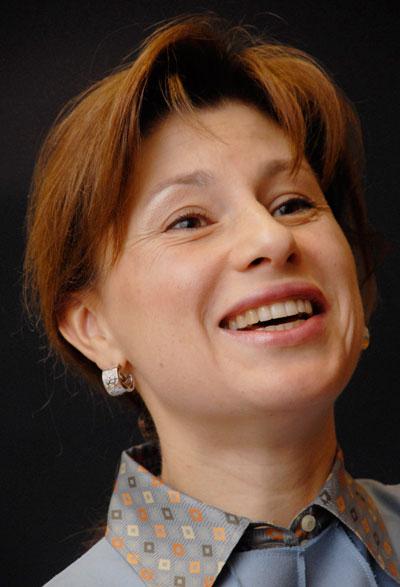Зумруд Рустамова