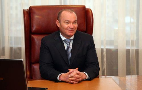 Александр Пономаренко позвал в бизнес проверенного партнера