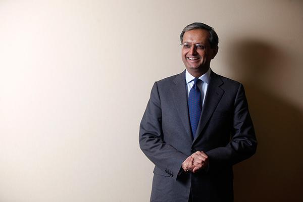 Викрам Пандит, исполнительный директор Citigroup, был очень доволен условиями госпомощи