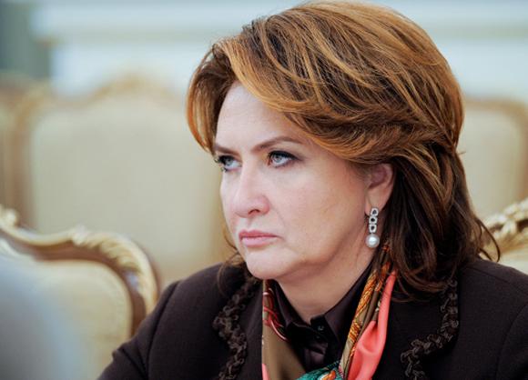 Елена Скрынник объединила производителей зерна в союз.