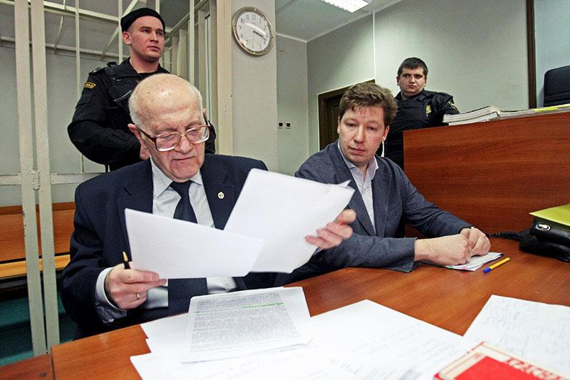 Юрий Костанов и Алексей Козлов