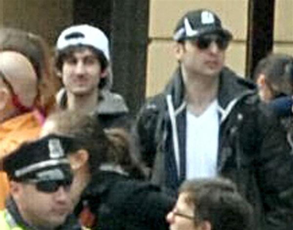 Предполагаемые организаторы теракта в Бостоне Джохар и Тамерлан Царнаевы