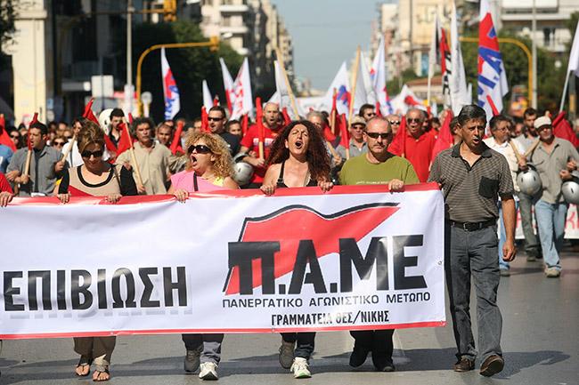 Греки не хотят отказываться от незаработанного