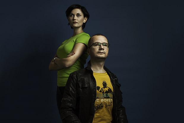Игорь Мацанюк и Алиса Чумаченко
