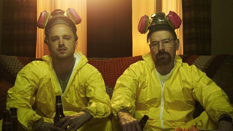 Главные герои сериала Breaking Bad заработали на «варке» метамфетамина миллионы долларов