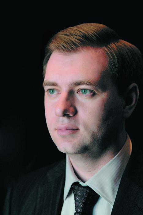 Юрий Желябовский — бывший гендиректор «Энергострима», объявленный в международный розыск