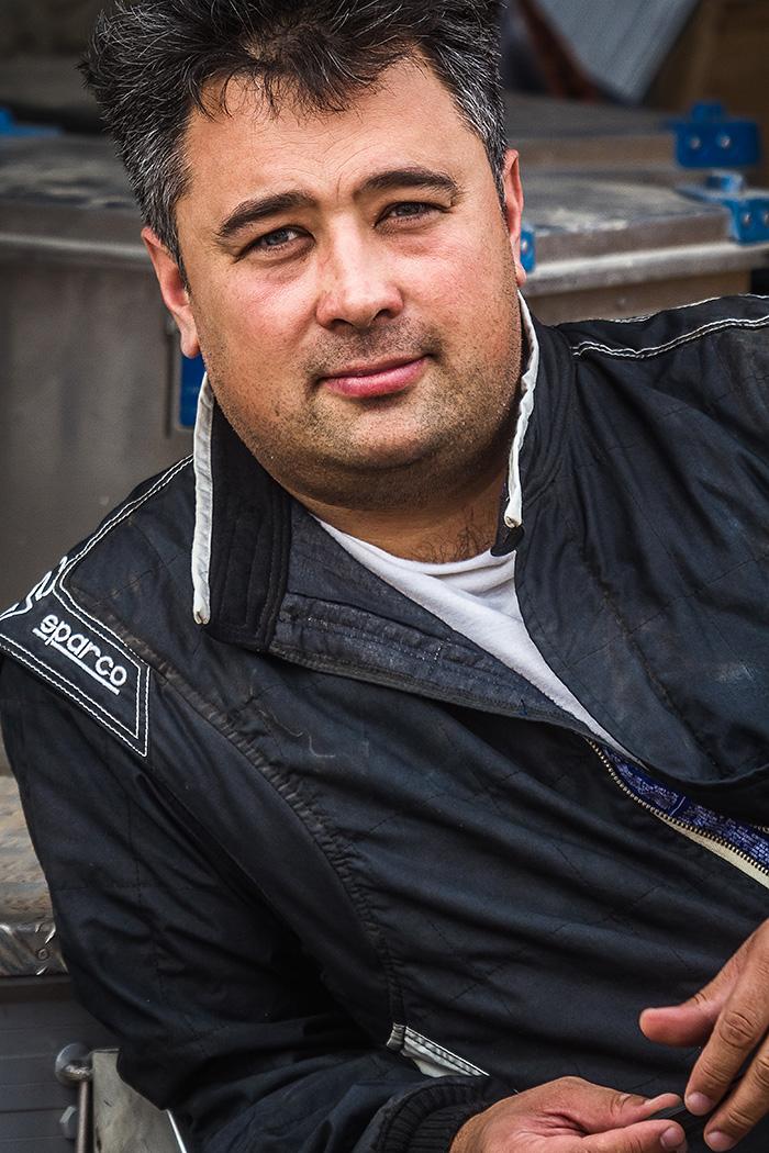 Евгений Фирсов, основатель, владелец и гендиректор компании ПЭК