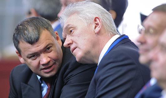 Среди почитателей РГО - Андрей Бокарев, Геннадий Тимченко и Владимир Евтушенков.