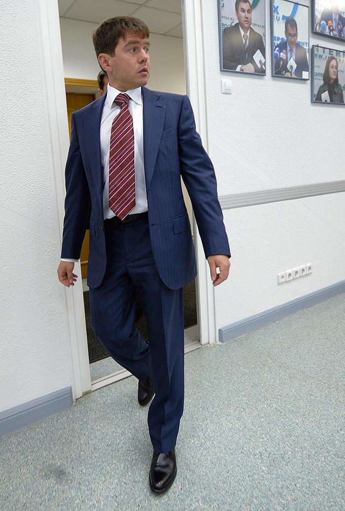 Дмитрий Калантырский решил уйти из банка