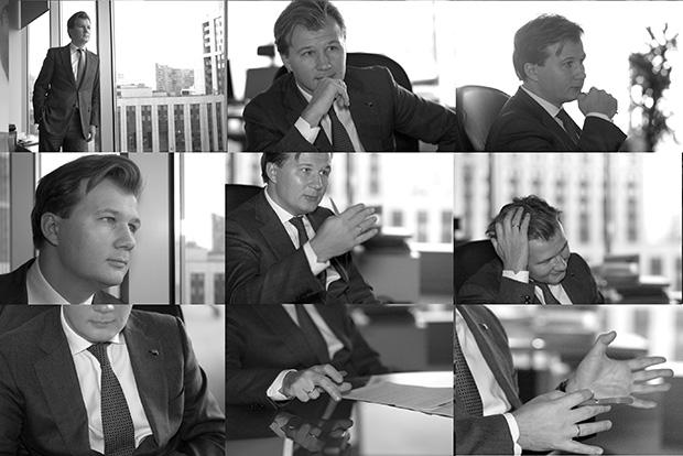 Банкир Илья Поляков теперь встречается и с небольшими компаниями