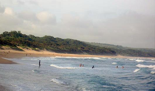 Пляж Зинквази