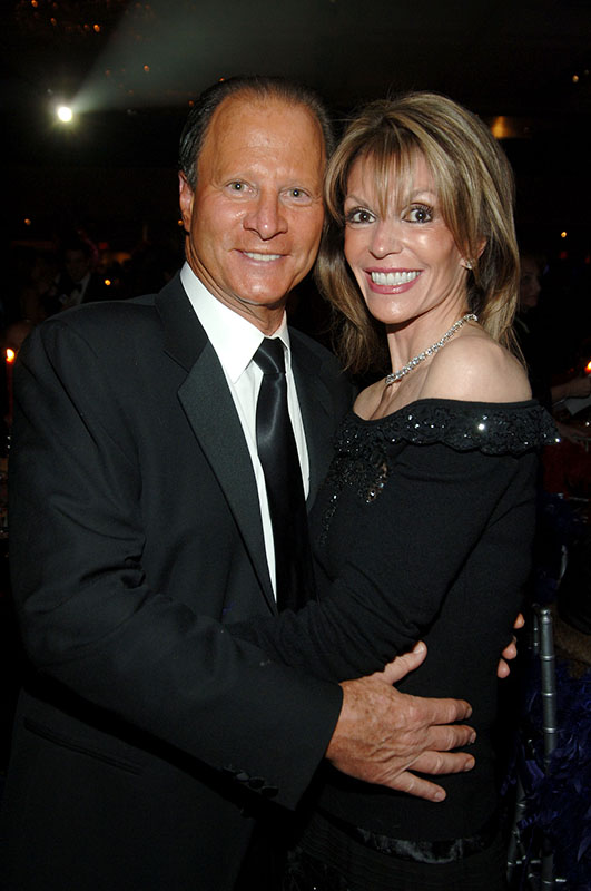 Стюарт Рар вместе с бывшей женой Кэрол