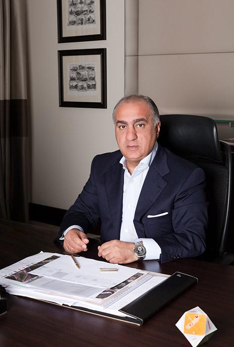 Амирхан Мори, акционер Polyus Gold и совладелец бизнес-проектов младшего поколения