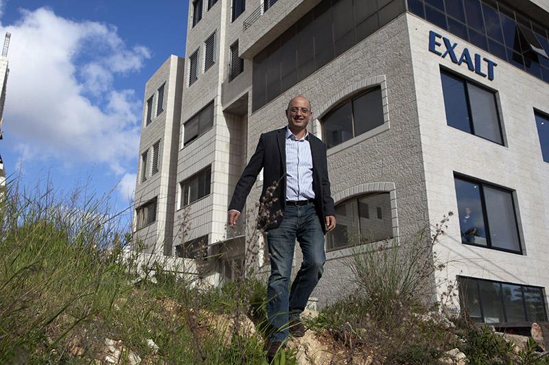Тарек Майя, гендиректор и основатель Exalt Technologies