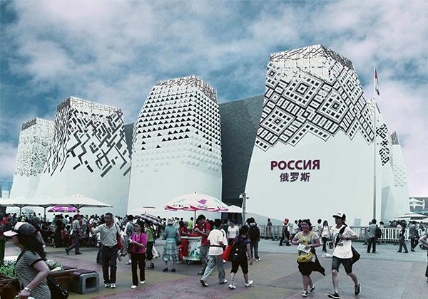 Российский павильон на ЭКСПО-2010 в Шанхае посетили 7 млн. человек. Многие по- новому открыли для себя Россию.