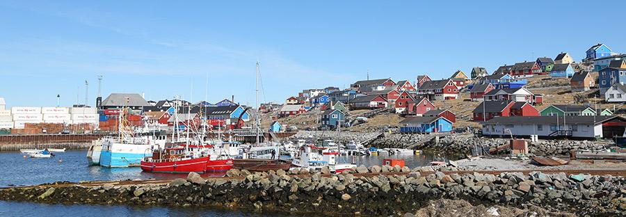 Фотографии участников конференции, сделанные у берегов Гренландии в июне 2014 года