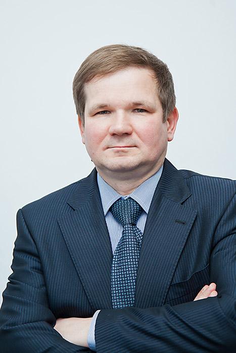 Александр Щеглов, заместитель генерального директора ОАО «АИЖК»