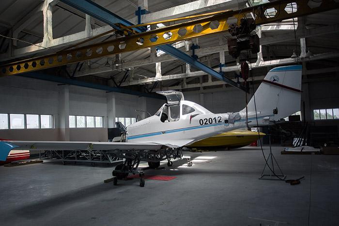 Разработанный фирмой МВЕН самолет «Фермер» должен заменить «кукурузники» над сельхозугодьями
