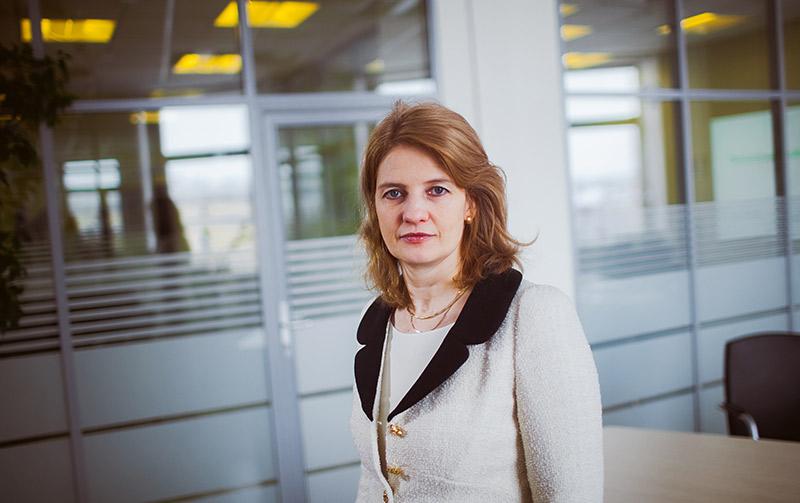 Обеспечив взрывной международный рост, Наталья Касперская покинула компанию бывшего мужа