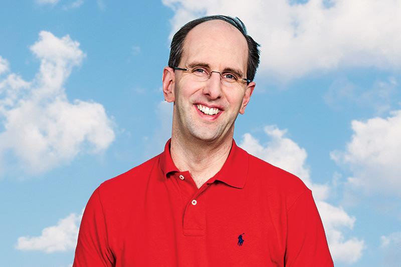Под руководством Скотта Гатри Azure от Microsoft растет более чем на 100% в год
