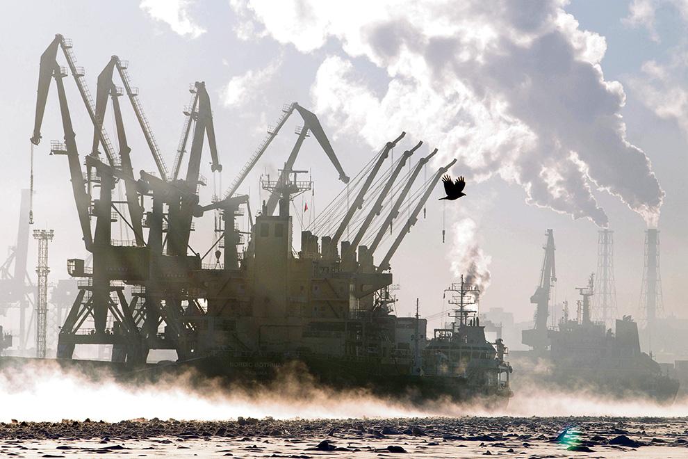 Крупнейшую стивидорную компанию Большого морского порта Санкт-Петербурга Лисин купил в 2004 году
