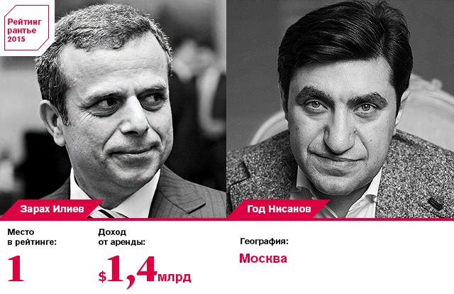 Год Нисанов и Зарах Илиев претендуют на то, чтобы стать главными бенефициарами закрытия Покровской овощебазы