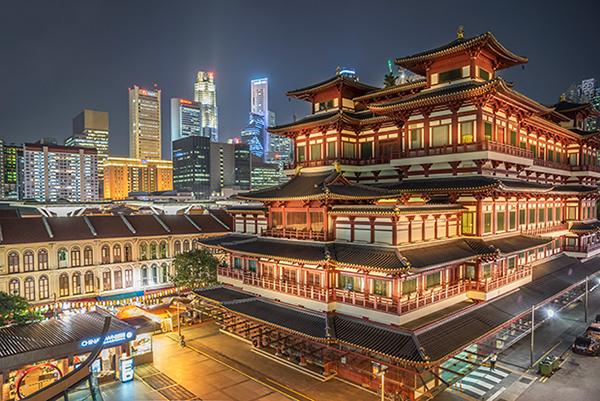 Критики подвергают сомнению аутентичность сингапурского Чайнатауна