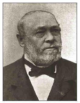 Основатель Stroh Brewery Бернард Стро-старший