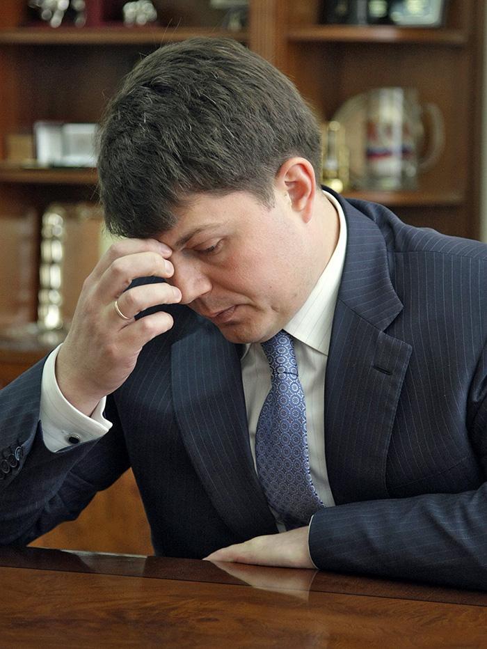 Новый глава СМП Банка Александр Левковский
