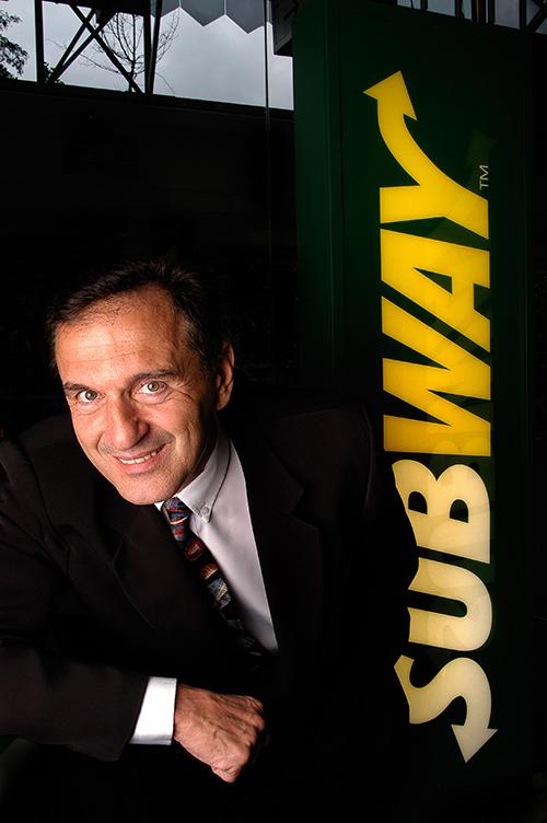 Фред Делюка открывал первые Subway, будучи студентом колледжа