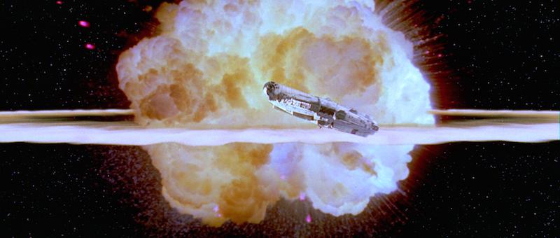 Подрыв «Звезды Смерти II»