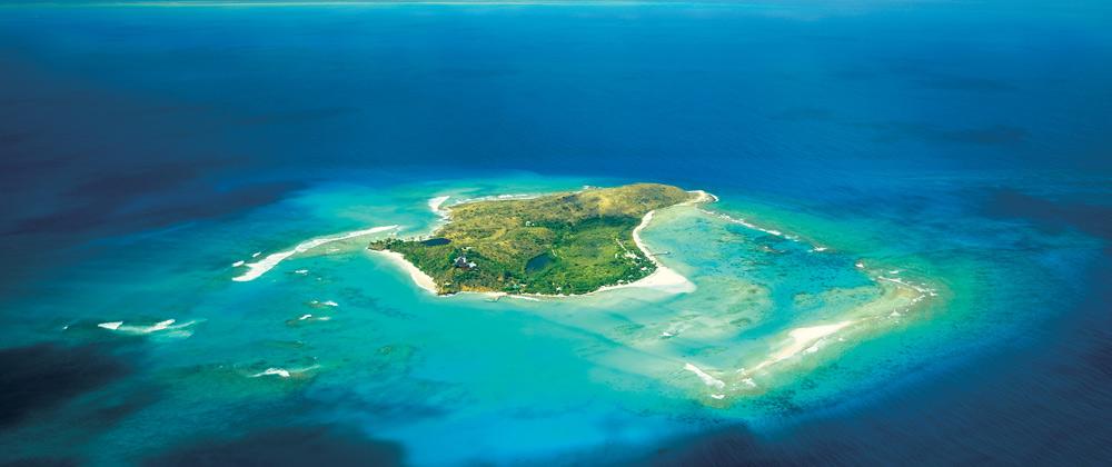 Остров Некер миллиардера Ричарда Брэнсона -- полигон новых идей корпорации NRG