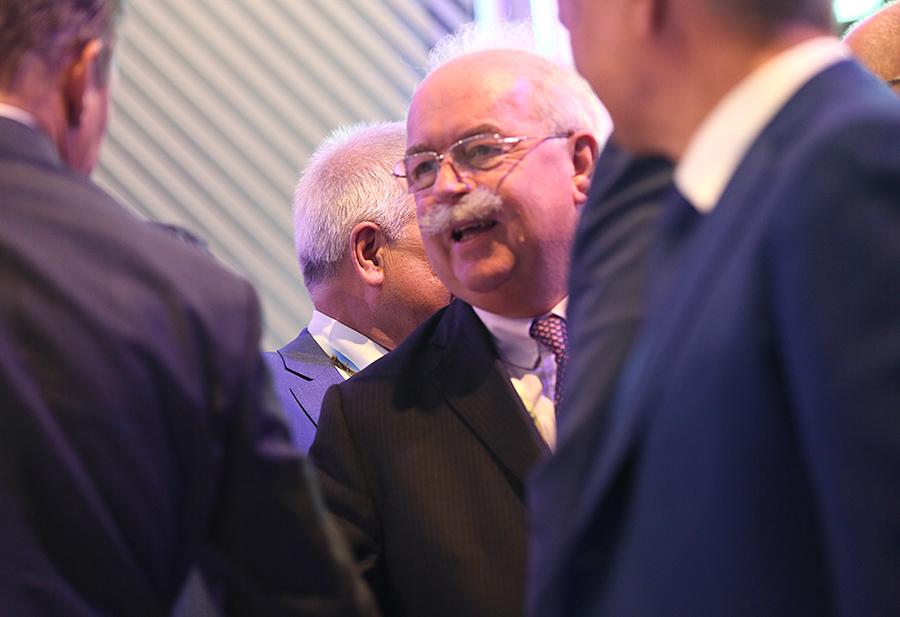 Кристоф де Маржери был регулярным гостем Петербургского экономического форума