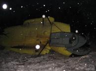 Ми-8 разбился в Омской области